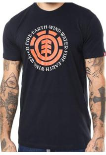 Camiseta Element Seal Ss Masculina - Masculino