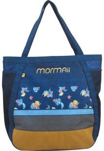 b6011554a ... Bolsa Mormaii Feminina Blue Tropic