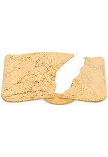 Misho Anel Split - Dourado