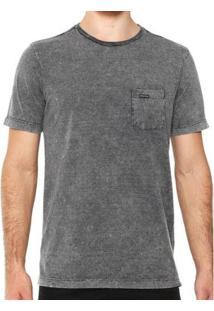 Camiseta Volcom Especial Indigo Pocket - Masculino