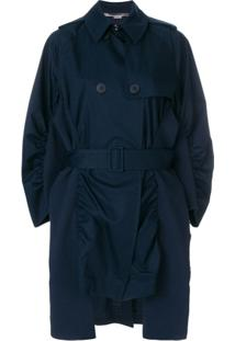 Stella Mccartney Trench Coat - Azul