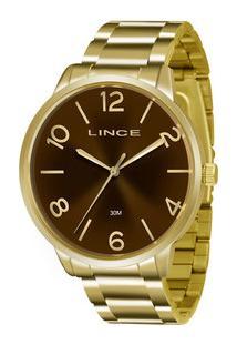 Relógio Feminino Lince Lrgj045L N2Kx