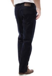 Calça Z-32 Slim Fit Azul 48 - Masculino