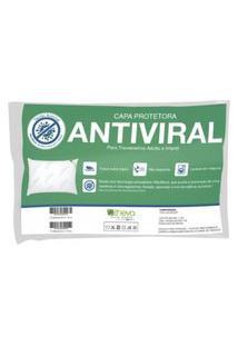 Capa Antiviral Travesseiro Infantil 30X40 Cm Theva Theva Almofada De Mo De