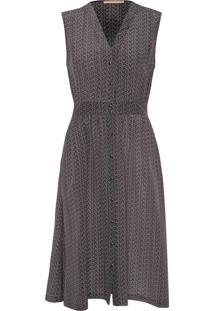 Vestido Julie Christie - Preto