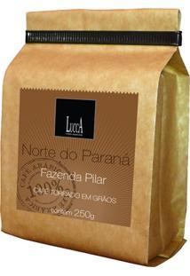 Café Gourmet Moído Lucca 250G - Norte Do Paraná - Para Cafeteira Francesa