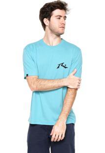 Camiseta Rusty Competition Azul