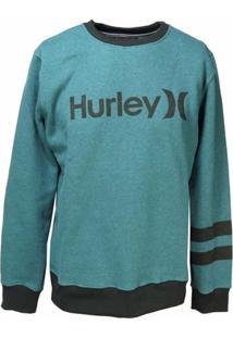 Blusa De Moletom Hurley Masculina - Masculino