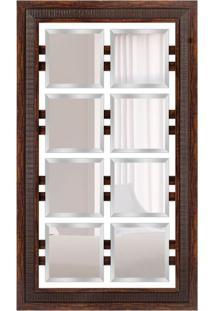 Espelho Decorativo Ravello 77X133 Cm Preto