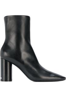 Balenciaga Ankle Boot Clássico - Preto