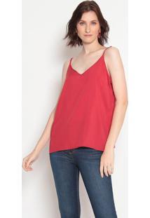 Blusa Lisavermelhahering