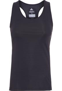 Regata Feminina Dna Tech - Preto