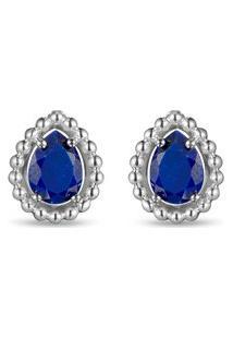 Brinco Life Lapis Lazuli - Mês De Setembro