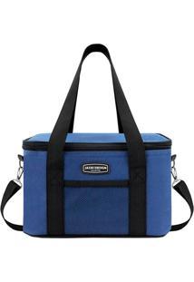 Bolsa Térmica Jacki Design Tam. G Lisa Ahl16020-Az Azul T Un