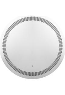 Espelho Cronos Astra Iluminação Led 70X70Cm 220V