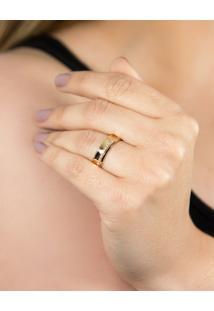 Aliança De Casamento Em Ouro 18K 6,0Mm