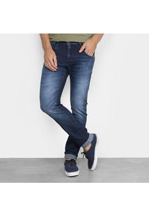 b25709439 ... Calça Jeans Skinny Zune Estonada Masculina - Masculino