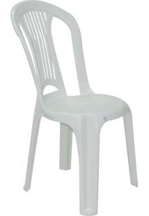 Cadeira Atlã¢Ntida Economy- Branca- 89X44X51Cm- Ttramontina