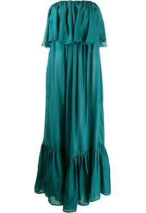 Kalita Vestido Longo La Fontelina - Verde