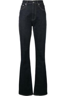 Helmut Lang Calça Jeans - Azul