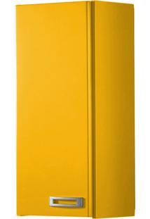 Armário Para Banheiro Kenzo – Máxima - Amarelo