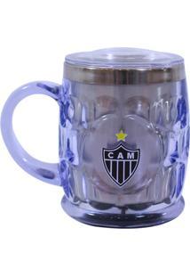 Caneca Minas De Presentes Atlético Mineiro Prata - Kanui