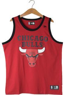 Regata New Era Chicago Bulls Masculina