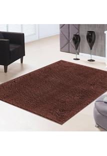 Tapete Silk Light 2.00X2.50 - Lancer - Chocolate