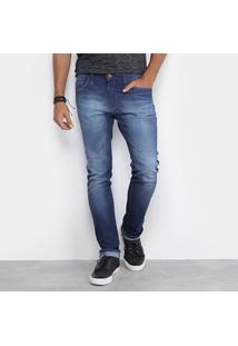 Calça Jeans Skinny Colcci Stone Masculina - Masculino