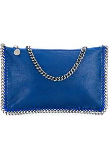 Stella Mccartney Bolsa Clutch 'Falabella' - Azul