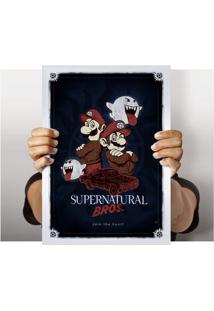 Poster Supernatural Bros