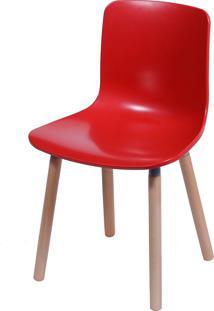 Cadeira Duomo Vermelho Or Design - Vermelho - Dafiti