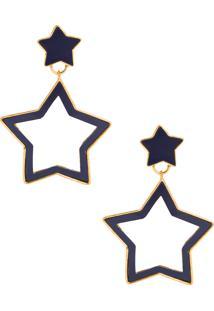 Brinco Star - Azul