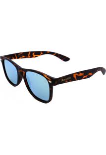 Óculos De Sol Khatto New Wayfair Oncinha Multicolorido