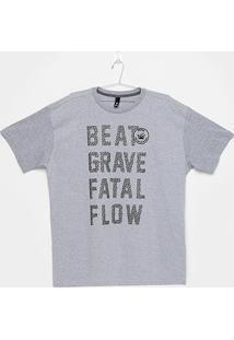 Camiseta Fatal Ft Plus Size Estampada Masculina - Masculino