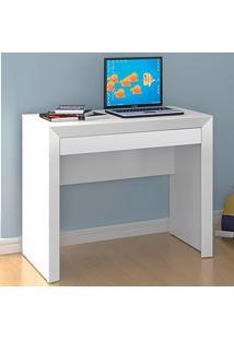 Mesa Para Computador Mc-173 Branco - Ditália Móveis
