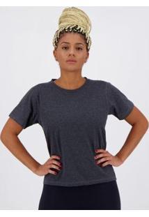 Camiseta Olympikus Basic Style Feminina - Feminino