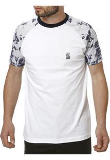 Camiseta Manga Curta Masculina Occy - Masculino