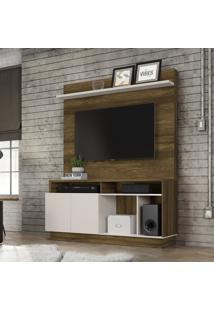 Estante Home Para Tv Até 60 Pol Colibri Parati 2 Portas