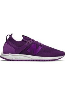 Tênis New Balance 247 Engineered Mesh | Casual Feminino Roxo