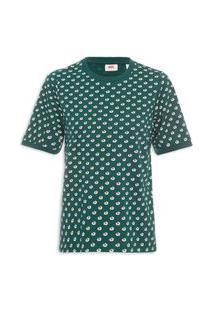 Camiseta Feminina Sachi - Verde
