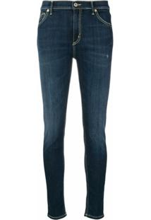 Dondup Luriel Skinny Jeans - Azul