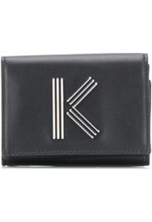 Kenzo Carteira 'K-Bag' - Preto