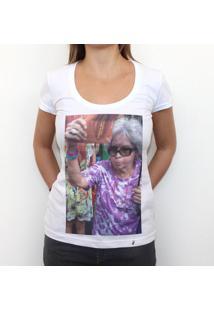 Carnaval - Camiseta Clássica Feminina