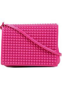 Bolsa Petite Jolie One J-Lastic Feminina - Feminino-Pink