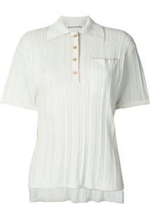 d4d0bda83a Camisa Pólo Trico feminina