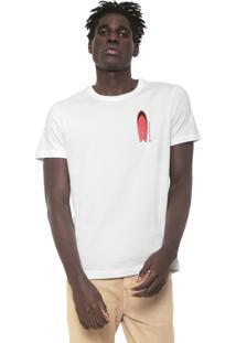 Camiseta Osklen Vintage Orang Branca