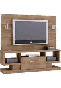 Estante Para Home Theater Coliseu Rustico Artely