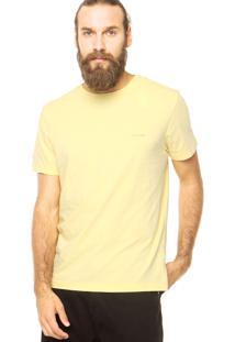 Camiseta Richards Reta Amarela