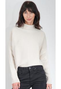 Blusa Calvin Klein Cinza